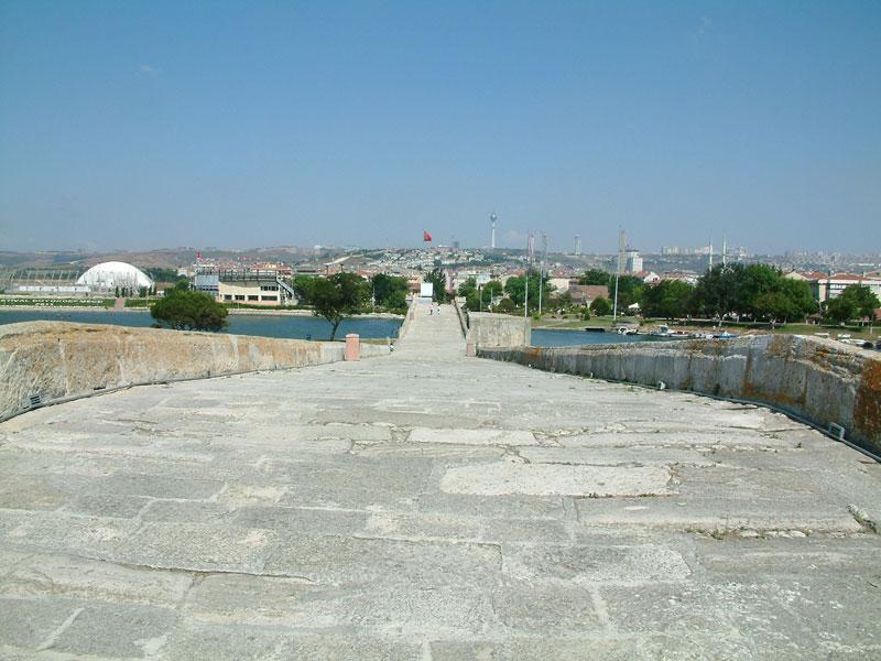 Mimar Sinan Köprüsü Büyükçekmece