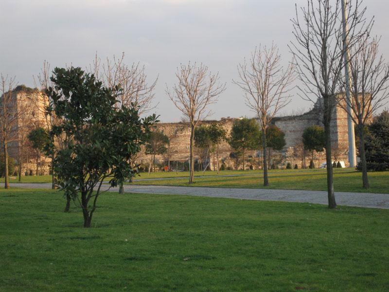 istanbulun tarihi surları