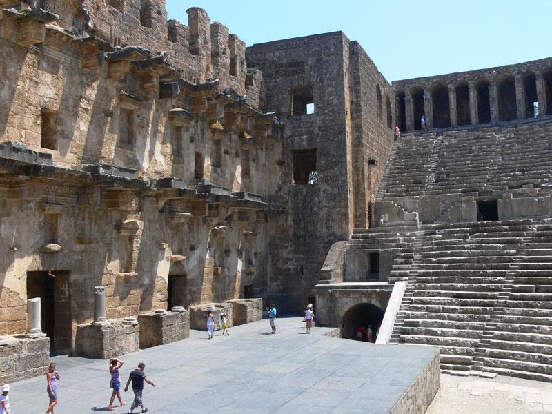 antalyadaki antik kentler