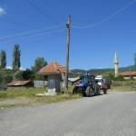 salın köyü meydanı ve köy çeşmesi