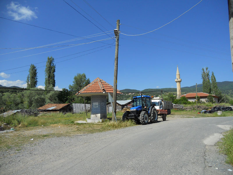 köy camisi