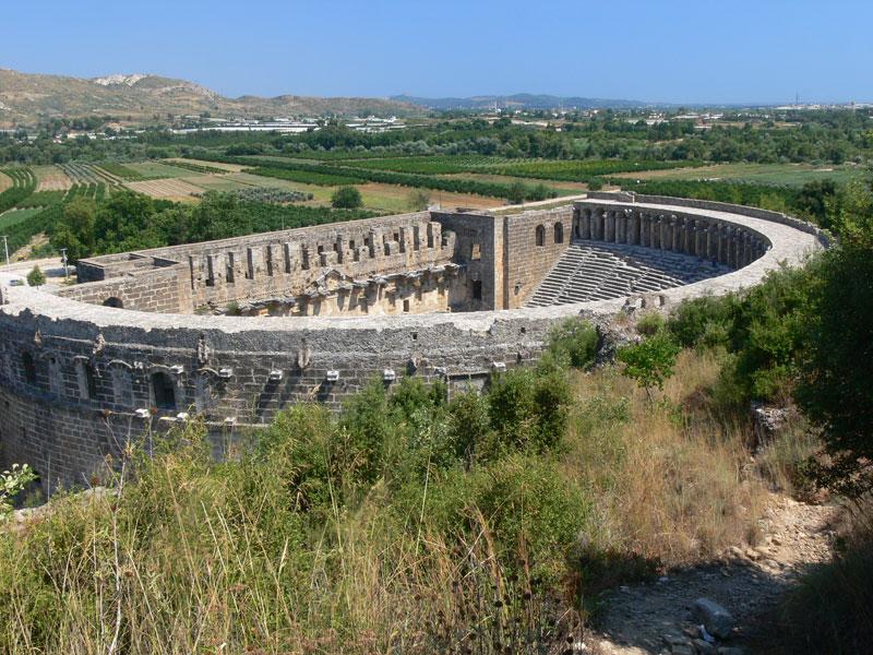 Antalya Bölgesi Gezilecek Yerleri