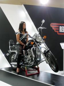 2013 Motosiklet Fuarı Regal Raptor