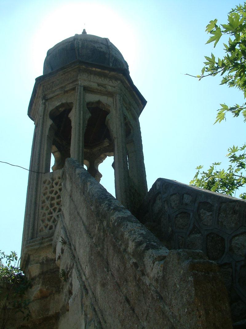 taş minare