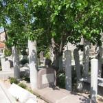 Muhsin Yazıcıoğlu'nun Mezarı
