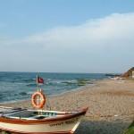 Bozköy plajı taka