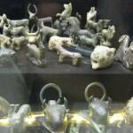 Hitit dönemi bronz heykelleri