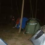 Gece Kamp Alanı