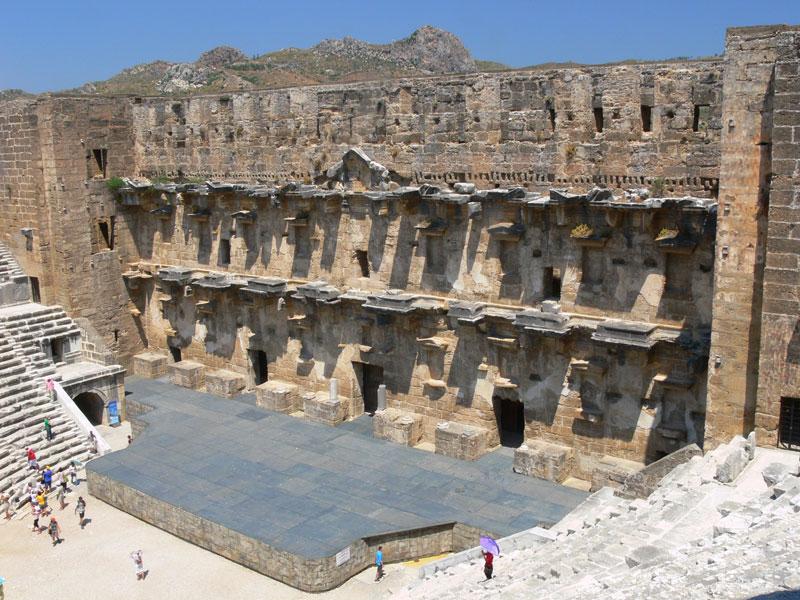 belkıs antik kenti