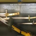 Fatih Sultan Mehmet'in Kılıçları