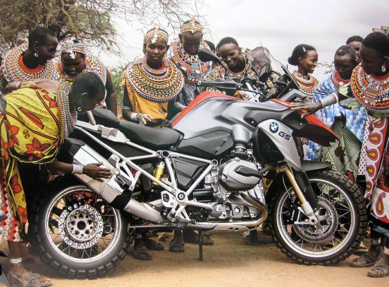 2013 Motosiklet Fuarı BMW