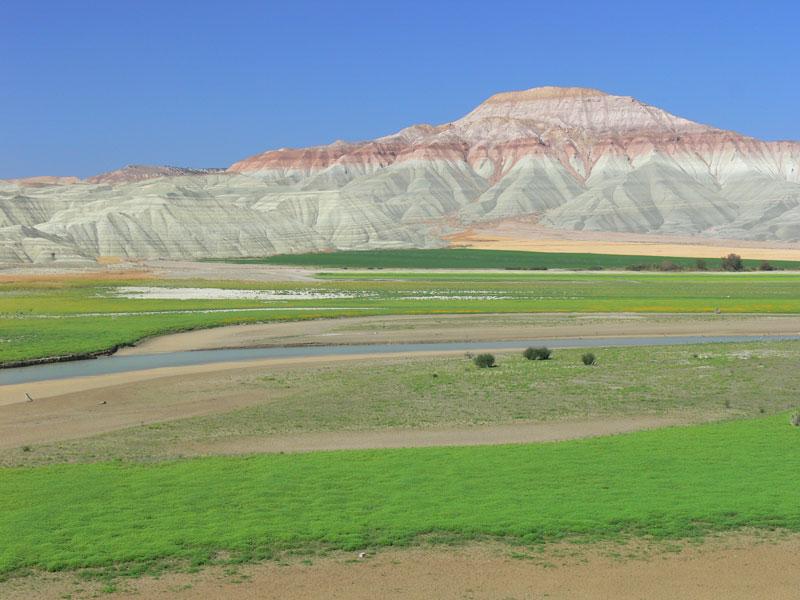 jeolojik katmanlar