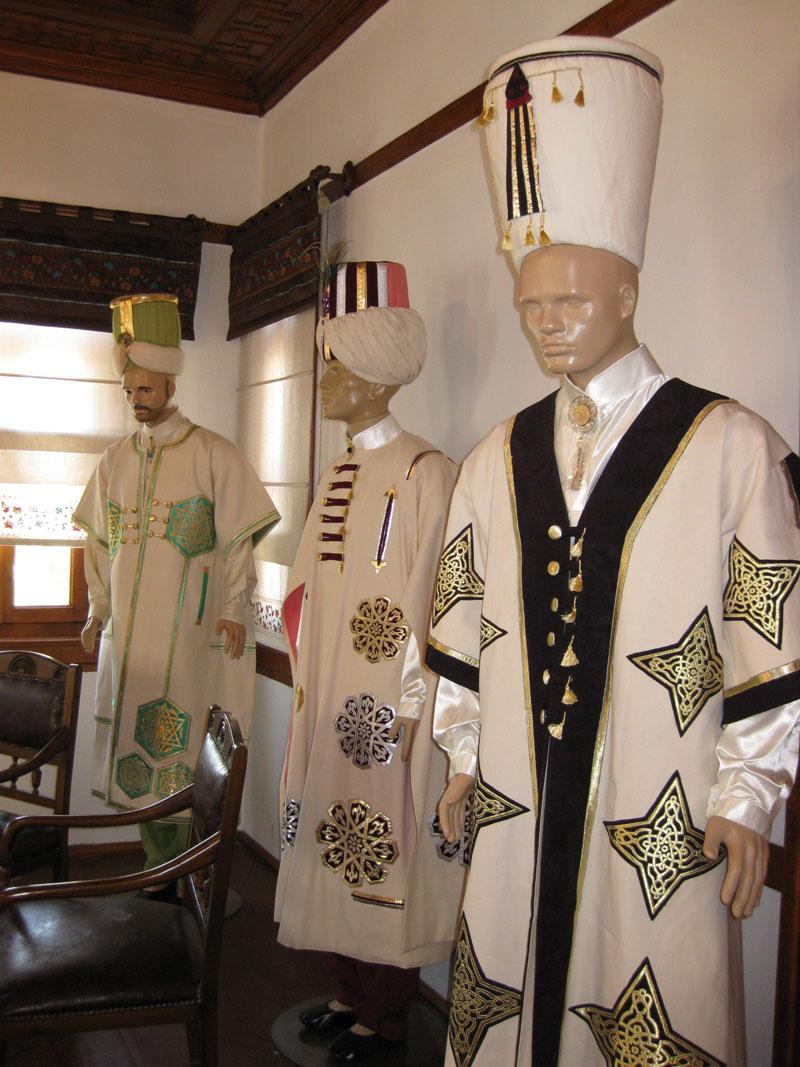 osmanlı devletinde kılık kıyafet