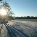 gölcükte kış