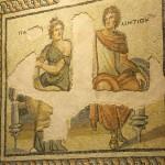 Metiokhos ve Parthenope