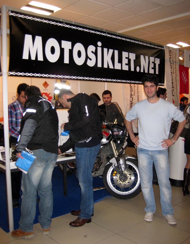 2013 Motosiklet Fuarı Motosiklet.net Ferre