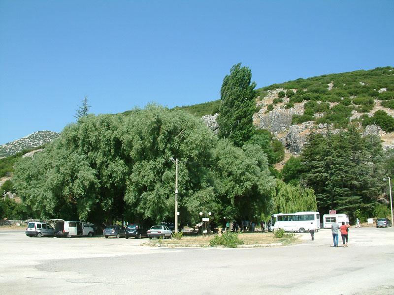 burdur ili turistik yerleri