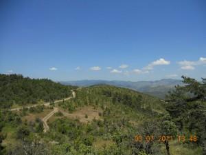 kızılcahamam dağları