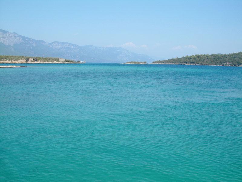 mavi kıyı