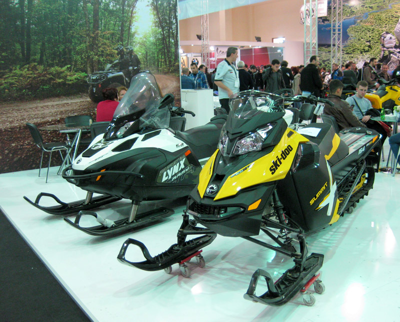 2013 Motosiklet Fuarı Kar Motorları