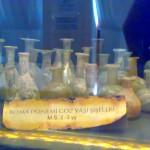 roma dönemi gözyaşı şişeleri