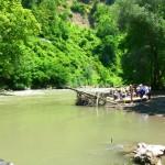 Rafting Mola Yeri