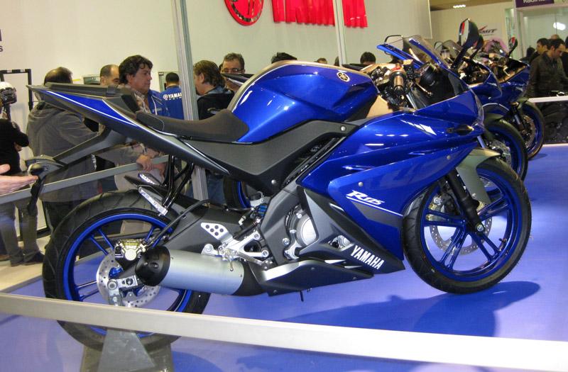 2013 Motosiklet Fuarı Yamaha Standı