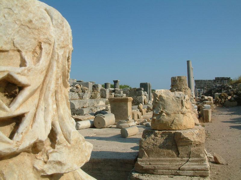 antik kalıntılar