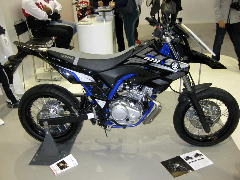 Eurasia Moto Bike Expo 2014, Yamaha, WR125X