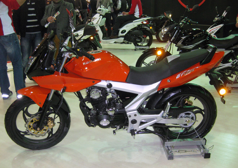 Eurasia Moto Bike Expo 2014, Kanuni