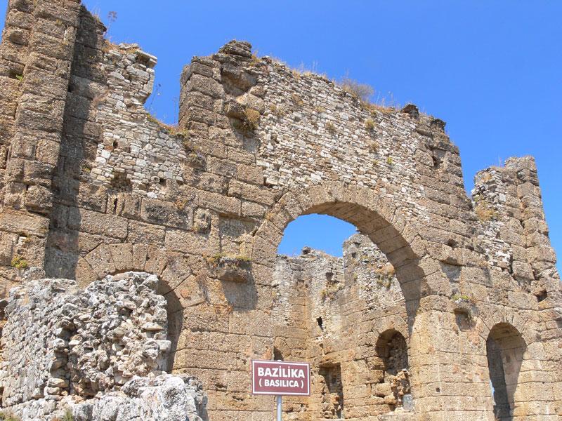 antik kilise