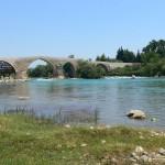 Köprü Çayı ve Belkıs Köprüsü