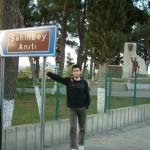 Şahinbey Anıtı