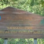 Samandere Şelalesi Tabiat Anıtı