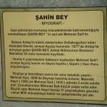 Şahinbey'in Biyografisi