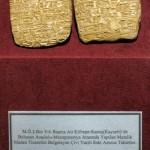 Çivi Yazısı Asurca Tablet