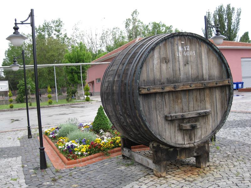 aoç şarap fabrikası