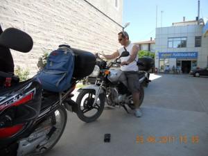 motosiklet gezisi mola yeri