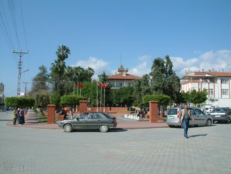hatay-dörtyol kent merkezi