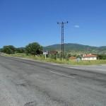 salın köyü yol ayrımı