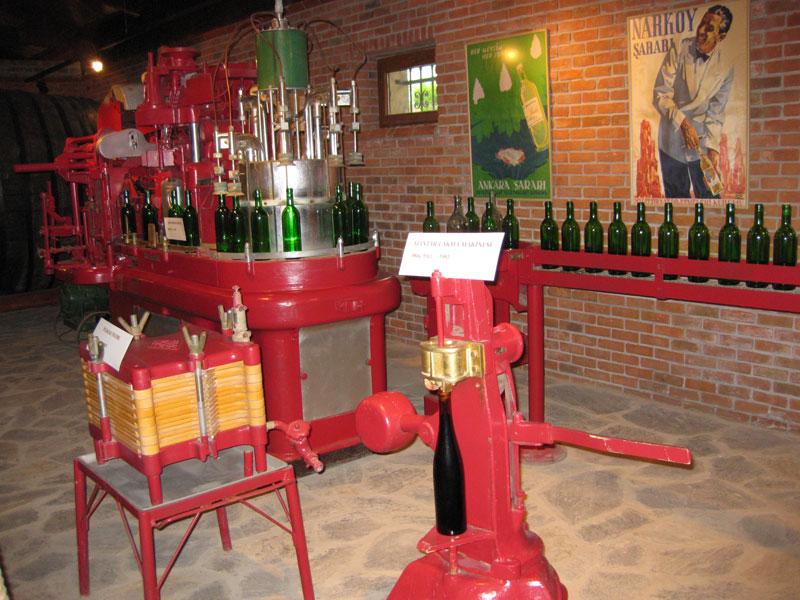 atatürk orman çiftliği şarap fabrikası