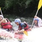 Melen Suyunda Rafting