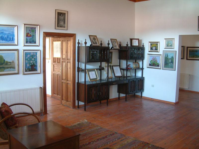müze ev