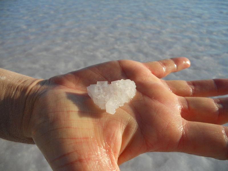 Tuz Minerali-NaCl