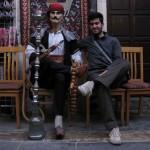 Tütün Hanında Hatıra Fotoğrafı