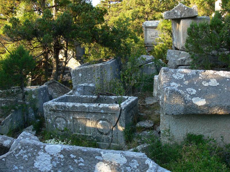 nekropol