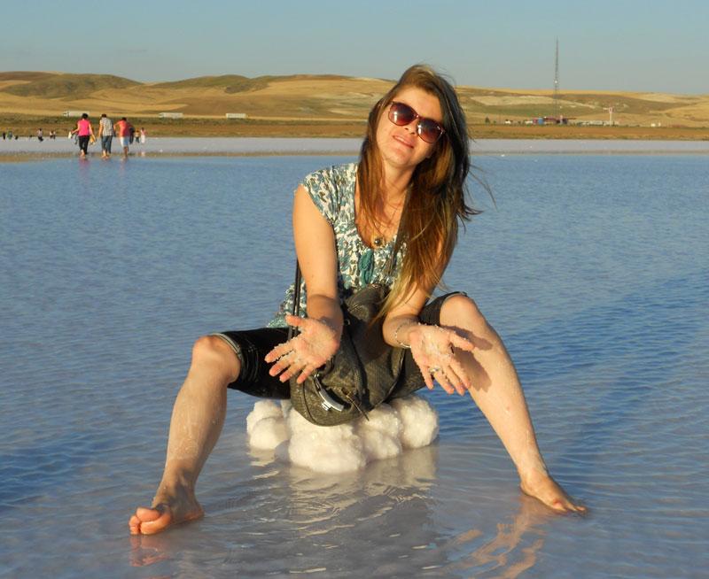 Tuz Gölü Peeling