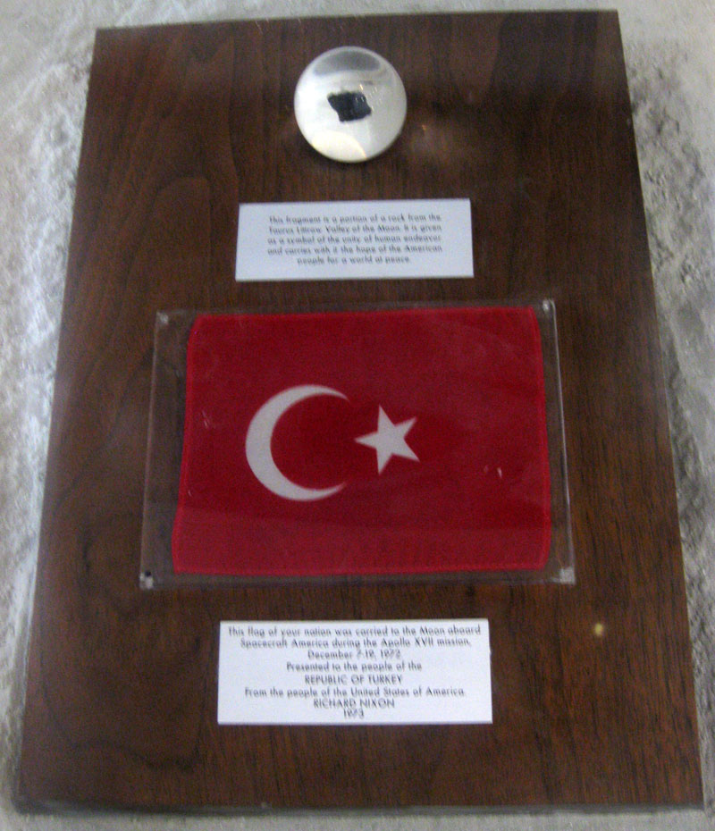 Uzayda Türkler