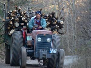 Ormancı Traktör