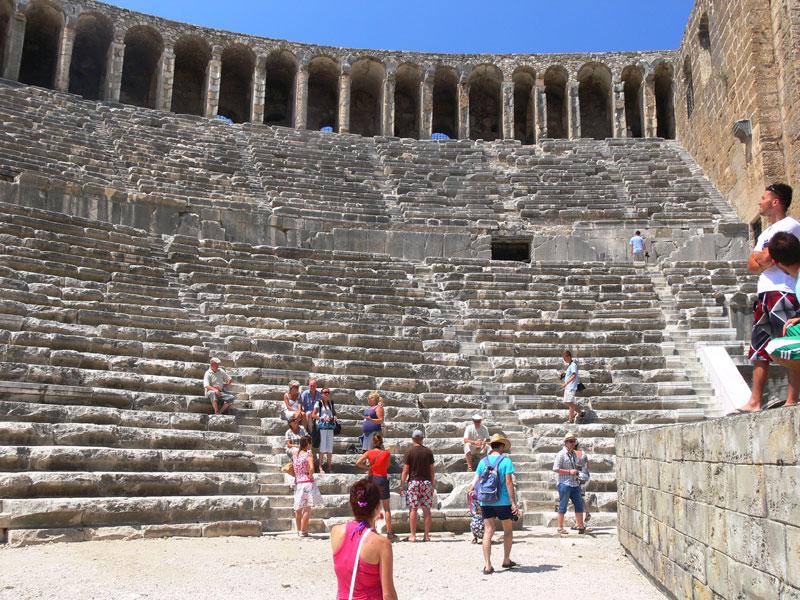 antalya bölgesi antik kentleri